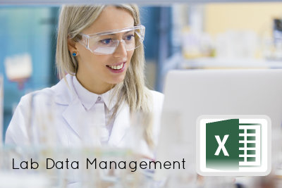 Excel Templates for Lab Data Management