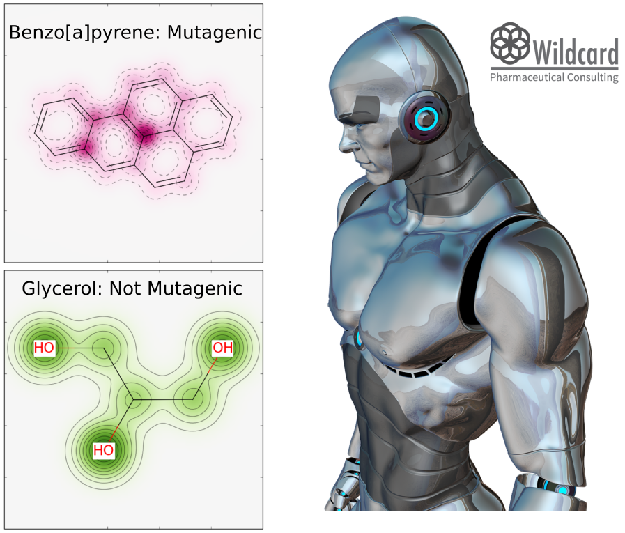 Mutagen Prediction with RDkit and Scikit Learng