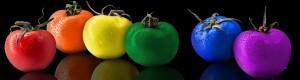 Spectroscopic Tomatoes