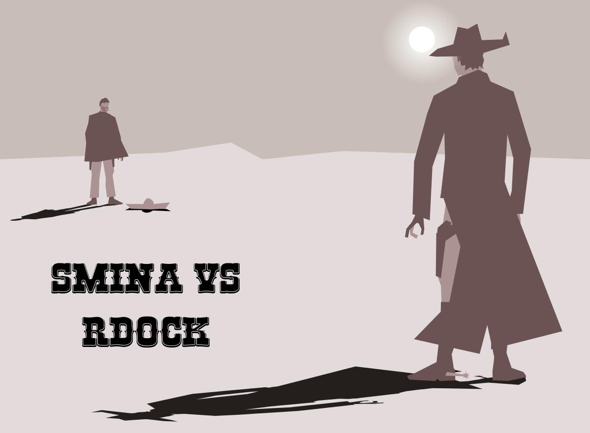 Smina vs. rDock, the showdown