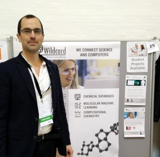 Wildcard Pharmaceutical Consulting at Medico Bazar 2017