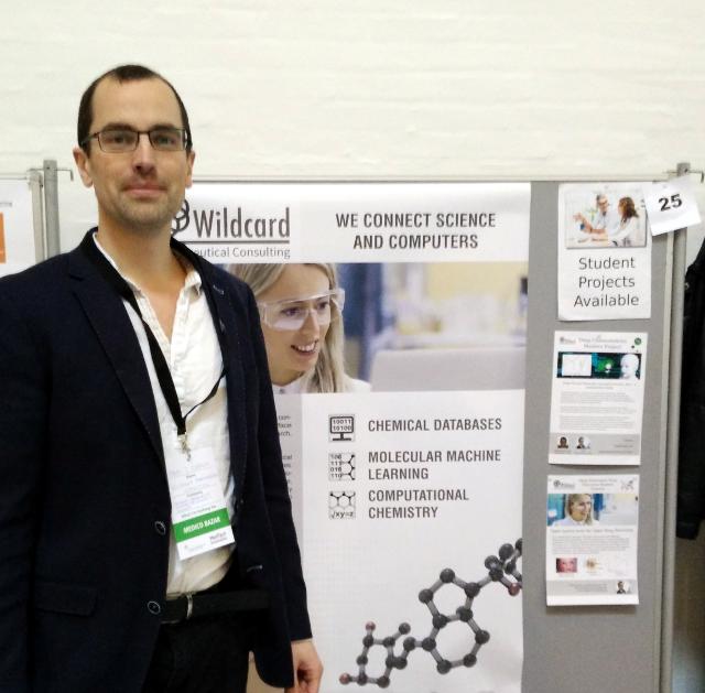 Wildcard Pharmaceutical Consulting at Medico Bazar 2017
