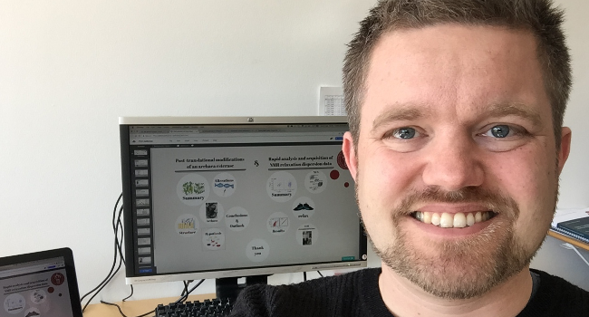 Troels Swartz-Linnet, Protein Researcher and data scientist